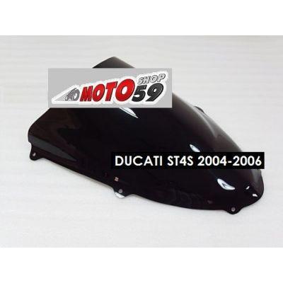 Bulle fumée noire DUCATI ST4 ST4S 04-06 ST3 ST3S 04-08