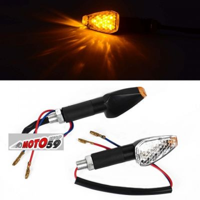 CLIGNOTANTS BLINKERS MOTO LED ABS